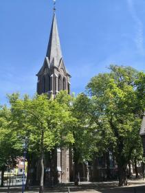 Katholische Pfarrkirche in Büderich