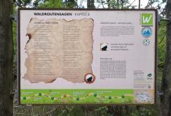 Erneut treffen wir auf die 380mkm lange Waldroute von Iserlohn nach Marsberg