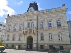 Ehemaliges Rathaus am Alten Marktplatz