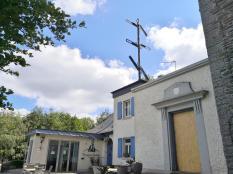 Signalmast auf dem Forsthaus Telegraf