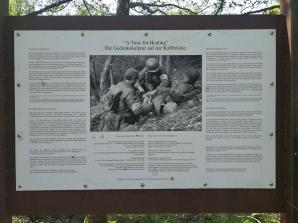 Erinnerung an die Schlacht im Hürtgenwald und einen deutschen Sanitätsoffizier, der Soldaten auf beiden Seiten der Front behandelte und das Leben rettete