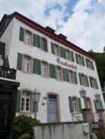 Hotel Quellenhof oberhalb der Ahrquelle