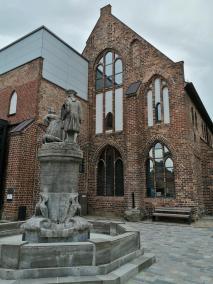 Das ehemalige Franziskaner Museum, heute als Museum genutzt