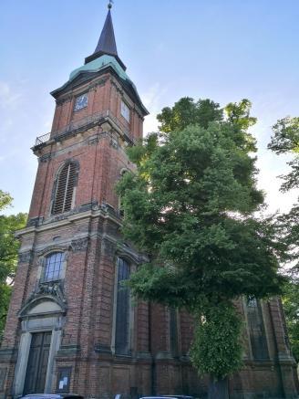 Die Schelfkirche