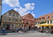 Südseite des Marktplatzes