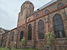 Die St.-Petri-Kirche im Herzen der Altstadt