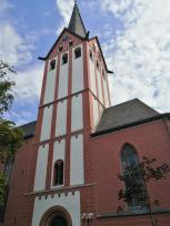 Die Propsteikirche St. Maria Geburt im Herzen der Altstadt