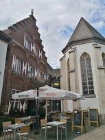 Heilig-Geist-Kapelle in Sichtweite der Propsteikirche