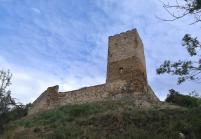 Mauern der Gleichenburg