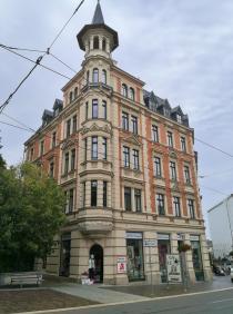 Prächtiges Haus gegenüber der Alten Feuerwache