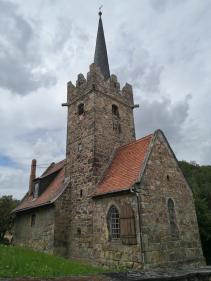 Wehrkirche in Schaala