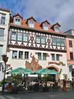 """Haus """"Im Loch"""" am Blankenburger Tor"""