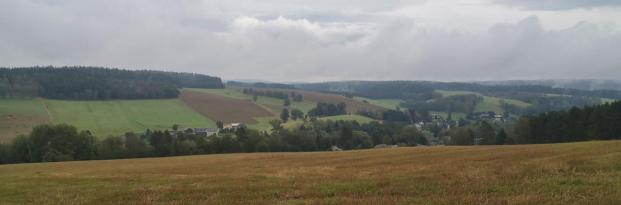 Talblick in Richtung der Gemeinde Heißenstein