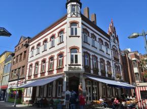 Historisches Brauhaus in der Innenstadt