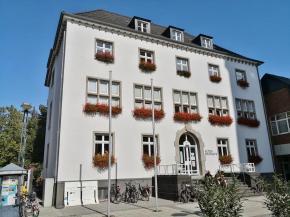 Das Alte Rathaus von Grevenbroich