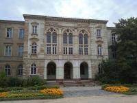 Amts- und Landgericht Zwickau am Platz der deutschen Einheit