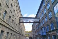 Fabrikhallen der ehemaligen Tuchfabrik