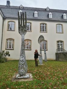 Am Deutschen Klingenmuseum