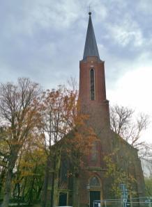 Katholische St. Josef-Kirche am Schloss