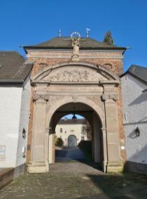 Portal des Guts Eppinghoven