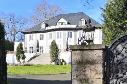 Die Villa Vera auf der Kaiserstraße