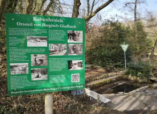 Quelle des Lerbachs in Kaltenbroich