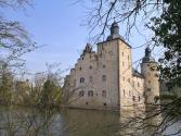 Wasserschluss Burg Veynau