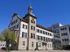 Das historische Rathaus von Kettwig