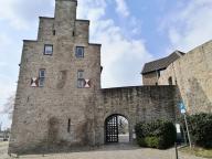 Eingangsportal Stadtseite