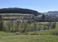 Die Prüm an der Dausfelder Mühle