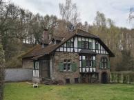 Altes Bauernhaus am Schwarzbachhof