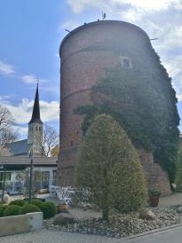 Römerturm und Gerebernuskapelle