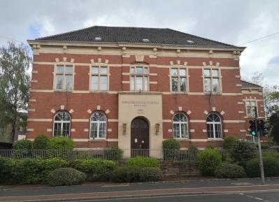 Altes Rathaus von OB-Osterfeld
