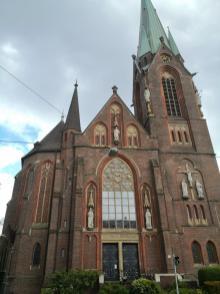 Pfarrkirche St. Pankratius in OB-Ostferfeld