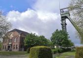 Förderturm der ehemaligen Zeichen in OB-Osterfeld