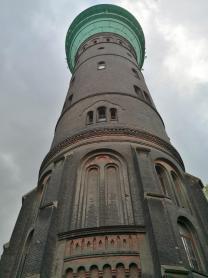 Alter Wasserturm am Kaisergarten