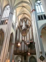Die Orgel im Altenberger Dom