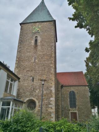 Turm der Kirche St. Martin