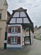 Das schmalste Haus von Warendorf