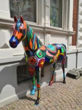 Pferdeskulptur in Warendorf