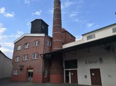 Hof der Brennerei H. Heydt