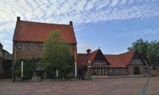 Hof der Firma Berentzen