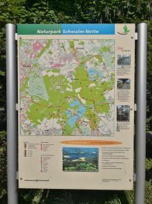 Wir sind ganz im Norden des Naturparks Shwalm-Nette bei Herongen unterweges