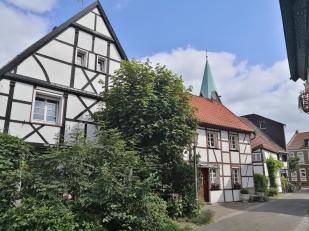Häuser in der Martinistraße