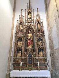 Seitenaltar in St. Dionysius