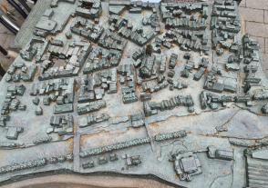 Historisches Stadtmodell