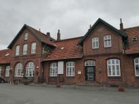 Alter Bahnhof von Rodenkirchen, heute ein Wohnhaus