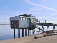 Das Eemshotel am Ufer des Dollart