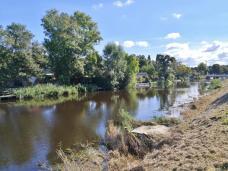 Kanal in Farmsum
