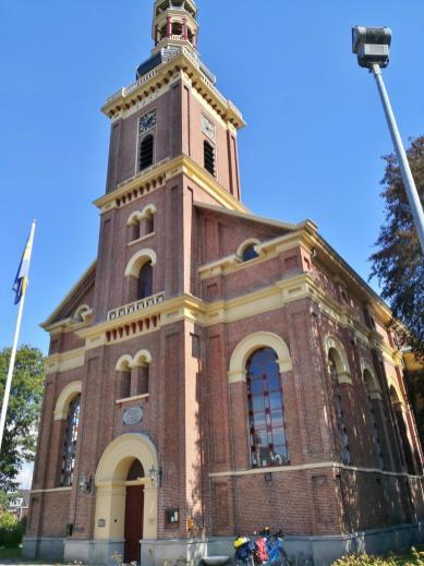 Kirche von Farmsum